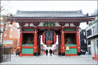 浅草寺 写真